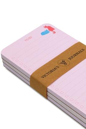 Victoria's Journals To Do List 3lü Set 1