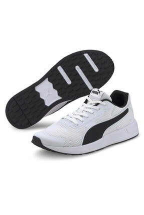 Puma TAPER Beyaz Erkek Koşu Ayakkabısı 100654887 1