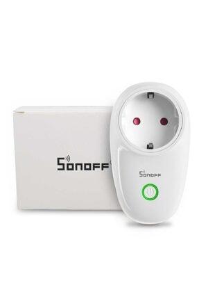 Sonoff S26 Akıllı Ev Wi-fi Ve Ses Kontrollü Akıllı Priz 1