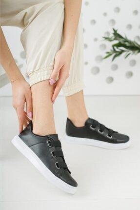 Moda Frato Wz-01 Lastikli Kadın Spor Ayakkabı 1