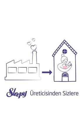 Sleepy Extra Avantajlı Bebek Bezi 4 Numara Maxi 96 Adet 1