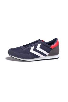 HUMMEL Seventyone Classıc Unisex Lacivert Ayakkabı 4