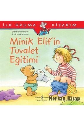 İş Bankası Kültür Yayınları Minik Elif'in Tuvalet Eğitimi 0