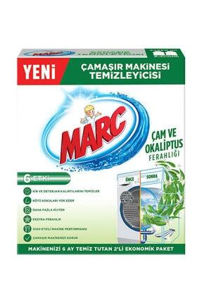 Marc Çamaşır Makinesi Temizleyici Çam ve Okaliptus 2x250 Ml 82051 2