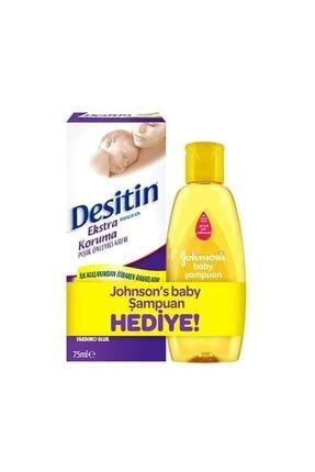 Desitin Mor Ekstra Pişik Kremi 75 ml Şampuan 50ml Hediyeli 0