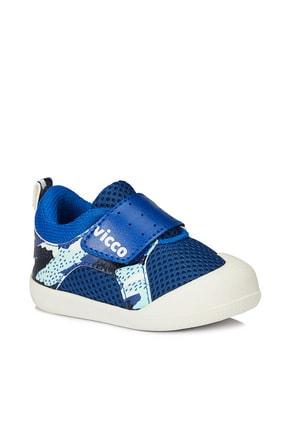 Vicco Mila Ilk Adım Saks Mavi Günlük Ayakkabı 0