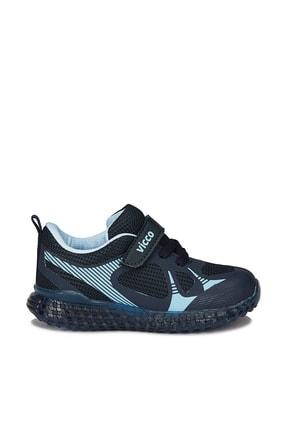 Vicco Figo Erkek Bebe Lacivert Spor Ayakkabı 2