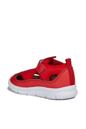 Vicco Berry Unisex Çocuk Kırmızı Spor Ayakkabı 3