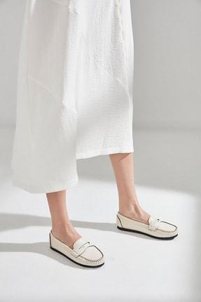 Yaya by Hotiç Bej Kadın Loafer Ayakkabı 01AYY600820A310 0