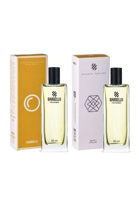 Bargello 2 Adet X 50 Ml Bayan Kadın Parfüm 172 Oriental 50 Ml Edp 0