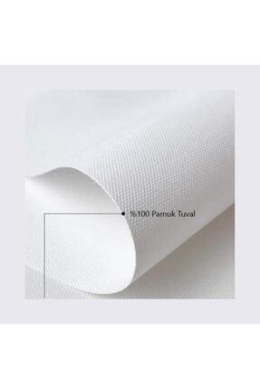 Dekolata Atatürk Çizim Siyah Beyaz Kanvas Tablo 100 X 140 cm 1