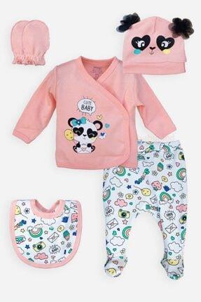 İmaj Panda Kız Bebek 5 Parça Hastane Çıkışı 0