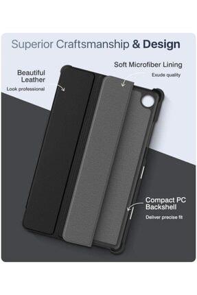 Haweel Lenovo Tab P10 10.1 Inch Tb-x705f,x705l Standlı Mıknatıslı Deri Kılıf 2