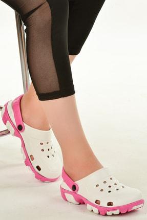 Muya 98006-3161 Hastane Iş Kadın Sabo Sandalet Terlik 0