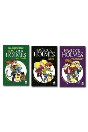 Mavi Kirpi Ilköğretim Havlock Holmes Serisi 3 Kitap Set 9 Yaş Ve Üzeri 0