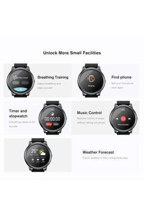 Haylou Solar Ls05 Smart Watch Global Version 4