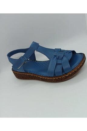 Anatolia Hakiki Derı Kadın Sandalet 1