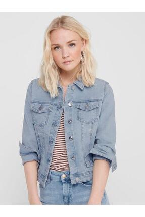 Only Kadın Mavi  Ceket 2