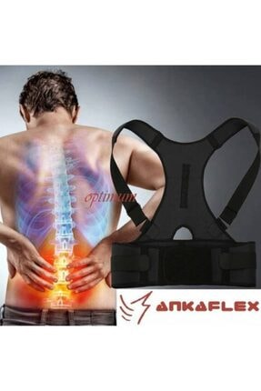 Ankaflex Dik Duruş Korsesi Bel Sırt Korse Kamburluk Önleyici Posturex Hamilelik Sonrası Korsesi 1