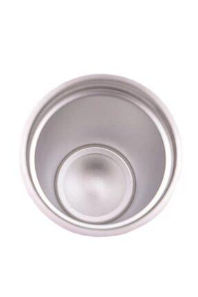 Tasarım Evi Çift Katmanlı Kaliteli Çelik 500 ml Pipetli Termos Bardak 3