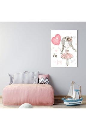 RetroKent Love Little Girl Retro Kent Tablo 0