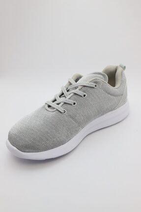 Cool Moon Kız Çocuk Gri Simli Spor Ayakkabı 20-s05 2