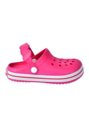 Kiko Kids Kız/erkek Çocuk Pembe Sandalet Terlik  Kiko Akn E196.46 1