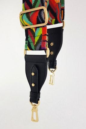 FAEN Etnik Desenli Çanta Askısı 0