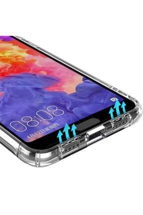 Yeni1Trend Huawei P Smart Z Kılıf Şeffaf Silikon Tam Korumalı Dayanıklı 1