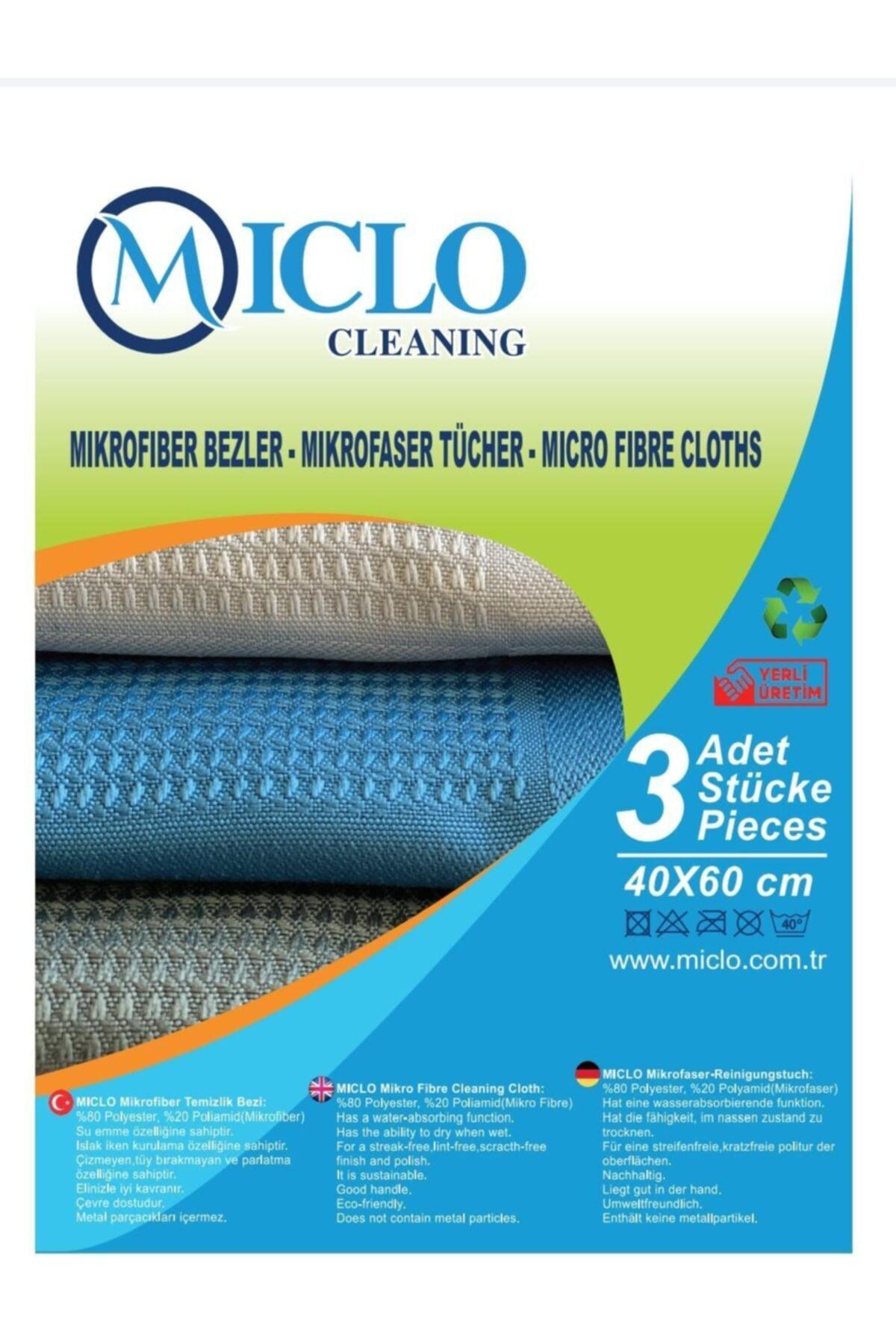 Miclo Cleaning Mikrofiber Bez (pella Tr) Akçakoyunlu/kayseri