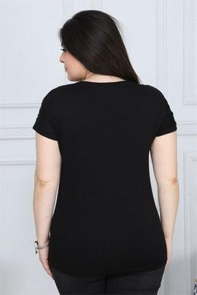 NİNFEA Dijital Baskılı Tasarım Bluz 3