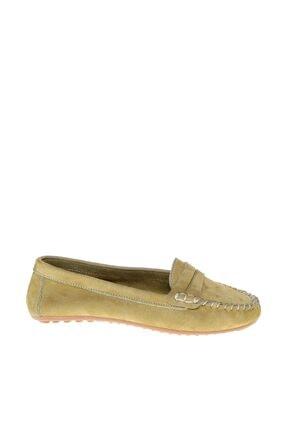 Kadın Haki Ayakkabı 502678479 / Boyner