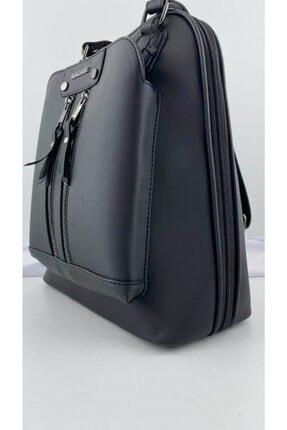 Madame Kısmet Çanta 450 Model Hem Sırt Hem Omuz 1