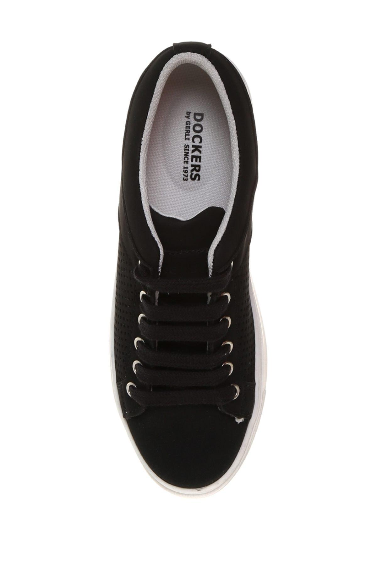 Dockers By Gerli Siyah Kadın Sneaker