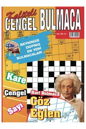 Kedi Yayınları Kaliteli Çengel Bulmaca Sayı 35 Çengel Kare Sudoku Kelime Kulesi Resimli Bulmacalar Oyunlar 0