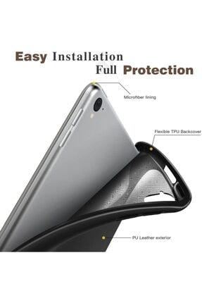 Haweel Apple Ipad Air 3.nesil 10.5 Kalem Yerli Standlı Mıknatıslı Lüx Deri Kılıf 0