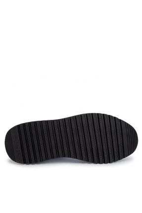 Tommy Hilfiger Erkek Modern Corporate Leather Runner Erkek Ayakkabı Fm0fm02662 3