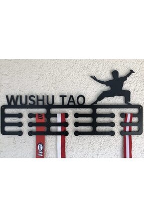 tritasarım Wushu Tao Madalya Askıs 0