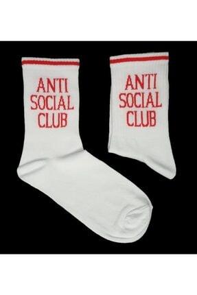تصویر از Anti Social Club - Unisex Çorap