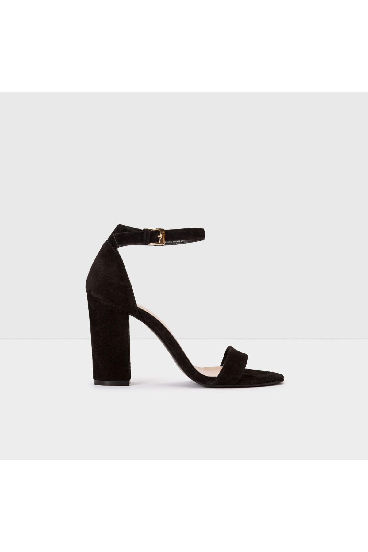 Aldo JERAYCLYA-TR – Siyah Kadın Topuklu Sandalet
