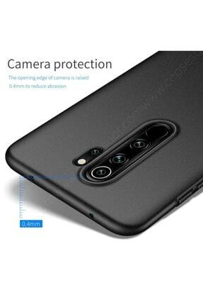 Ekoodukkan Xiaomi Redmi Note 8 Pro Metal Kamera Lensi Koruyucu Siyah 1