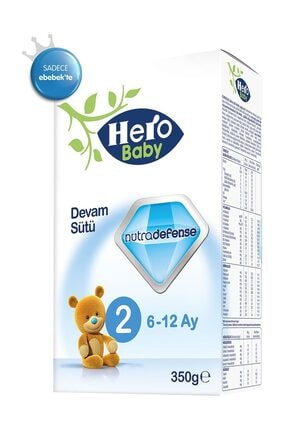Hero Baby Nutradefense 2 350 g 0