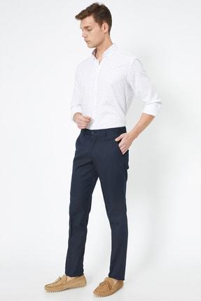 Koton Erkek Lacivert Pantolon 8YAP41077NW 1