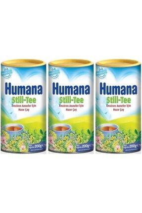 Humana Still Tee Emziren Anne Için Bitki Çayı 3 Adet 0