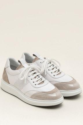 Elle FARSON Beyaz Kombin Kadın  Sneaker 20YSE192360 1