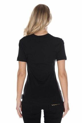 Versace Kadın Siyah T-shirt 1