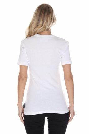 Versace Kadın Beyaz T-shirt 1