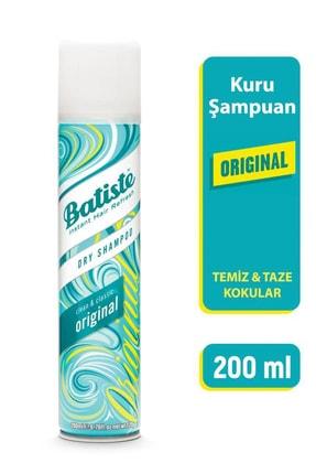 Batiste 3 x Orijinal Kuru Şampuan - Original Dry Shampoo 200ml 5010724527433 1