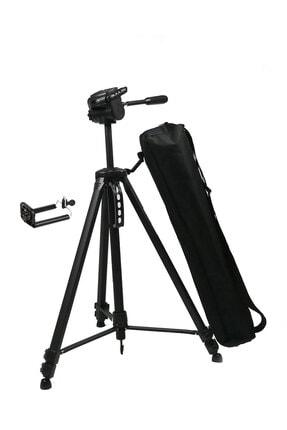 Deyatech Weifeng 170cm 3570 ProPlus Canon Nikon DSLR Ve Çep Telefonu Tripod 0