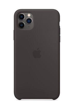 Telefon Aksesuarları iPhone 11 Pro Max Silikon Kılıf - Orijinal - APPLE TR GARANTİLİ 0